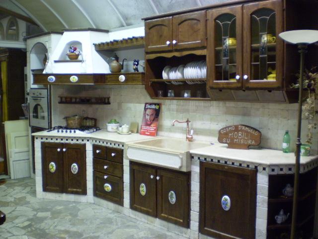 Cucine In Legno Massello Roma