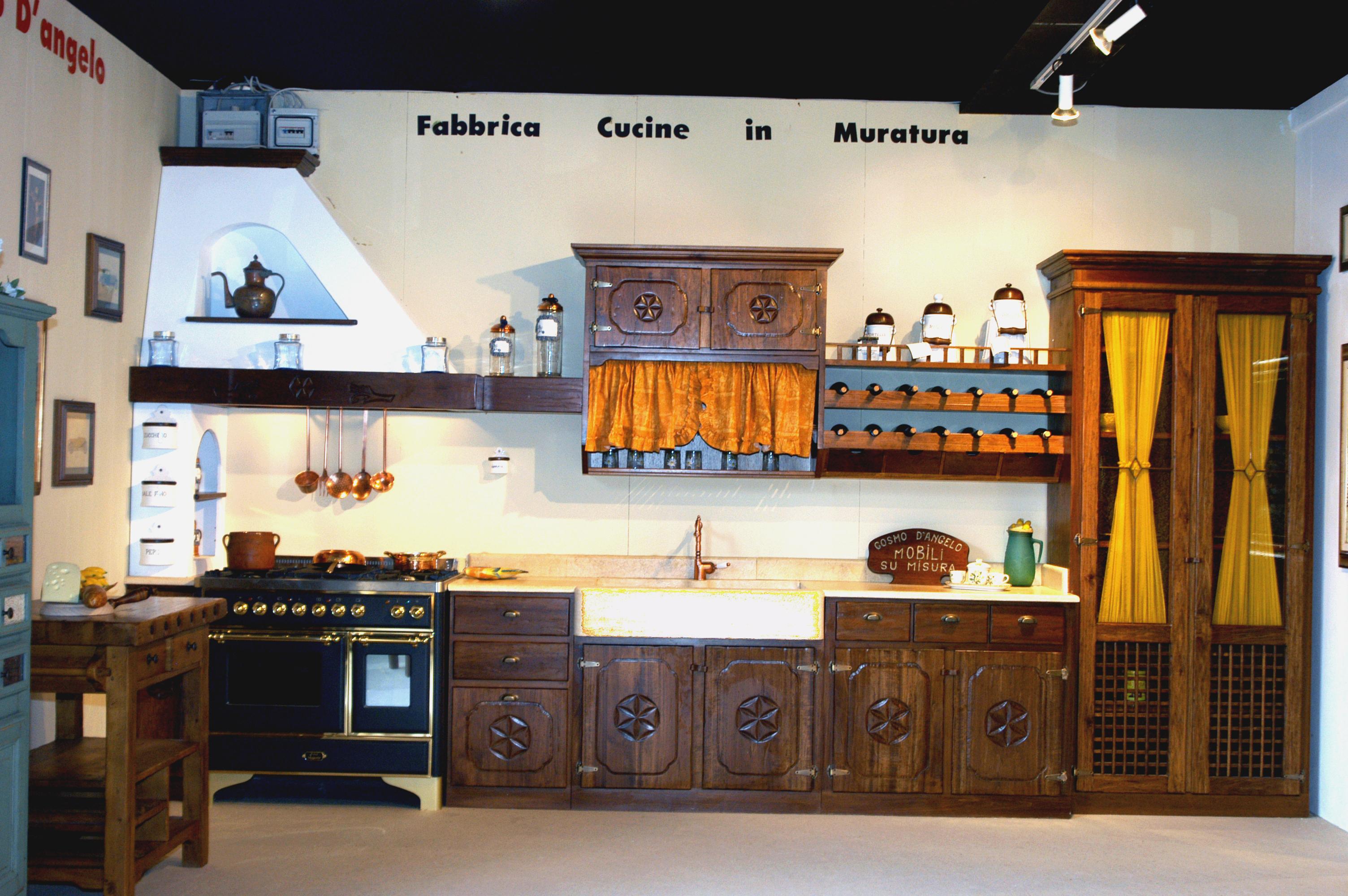 cucine in legno massello roma - Cucine Ilve Prezzi