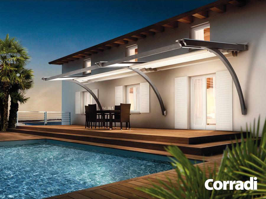 Fratelli erbo tende da sole roma pergotende corradi for Casa design monterotondo
